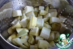 Карри из баклажанов в кокосовом молоке – кулинарный рецепт