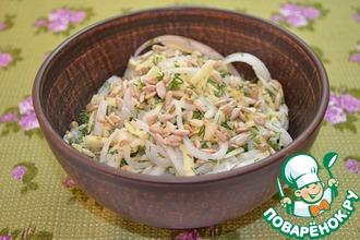 Рецепт: Салат с редиской