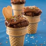 Кексы Мороженое