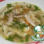 Деликатесный суп Чорбэ