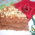 Торт сливочный Вацлавский
