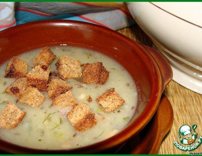Рецепт: Картофельный суп по-саксонски