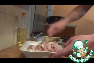 Рецепт: Лазанья с фаршем и сыром