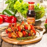Пряный куриный шашлычок с тимьяном
