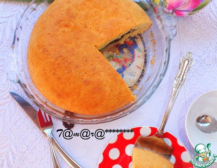 Рецепт: Пирог с щавелем