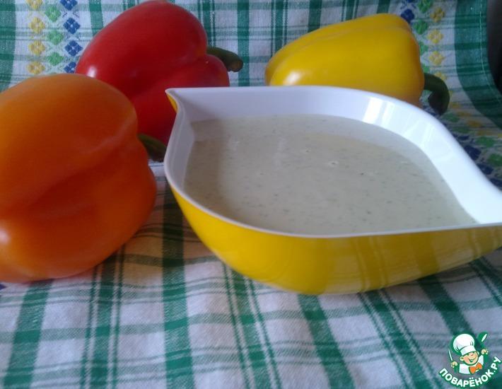 Рецепт: Соус с васаби