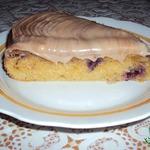 Тортик Чeрные жемчужинки