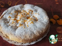Пирог с апельсинами Нежность ингредиенты