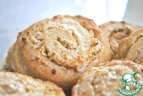 Печенье по-берлински , пошаговый рецепт с фото