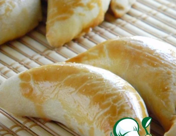 Рецепт: Пирожки А-ля кука-буреки