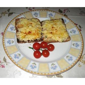 Горячие сэндвичи с тунцом