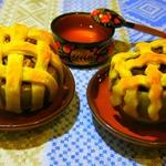Запеченные яблоки Яблочный пирог