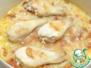 Курица в соусе с вялеными томатами – кулинарный рецепт