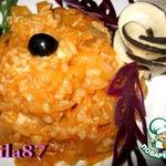 Болгарское блюдо Зеле с ориз