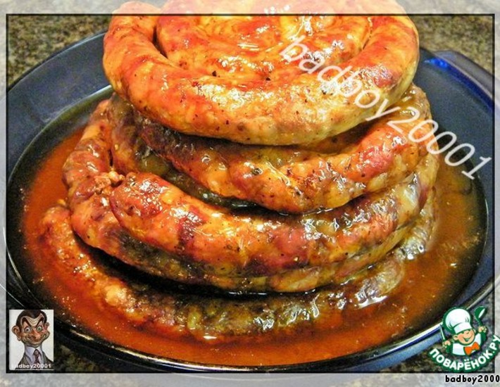 рецепт беларуской домашней ковбасы и приправа