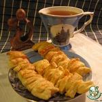 Печенье Теплый вечер с ананасом и дыней