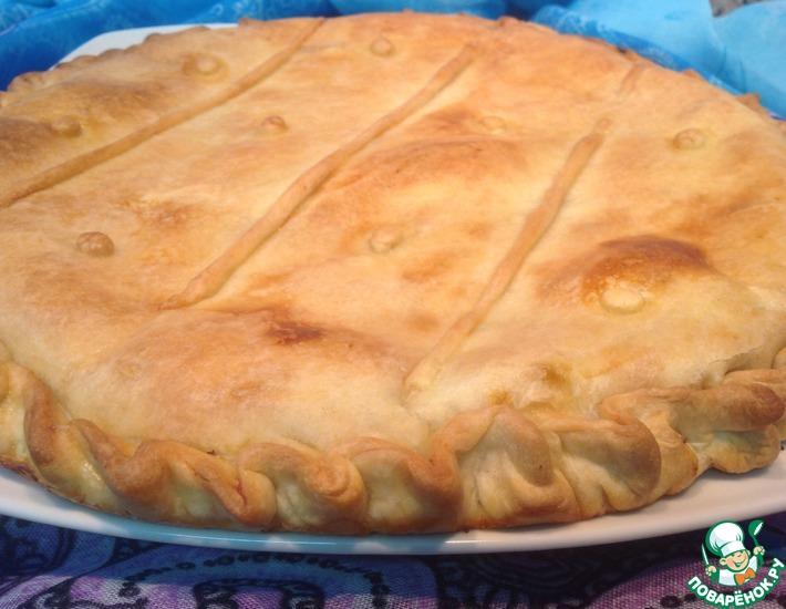 Рецепт: Пирог  Гаега