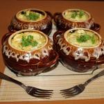 Картофель в горшочках Импровизация