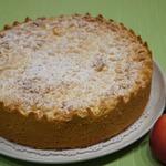 Яблочный пирог Катруся