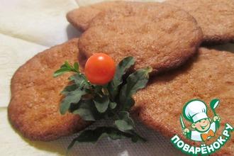 Рецепт: Печенье Овсяное с белым шоколадом