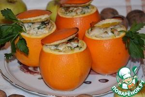 Фаршированные апельсины