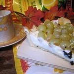 Пирог Винная ягода