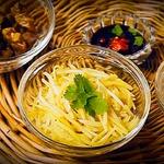 Камдича-картофельный салат