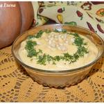 Тыквенно-картофельный крем-суп