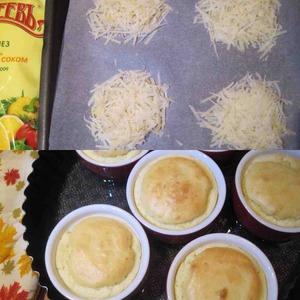 "Закуска ""Суфлейный Цезарь"" – кулинарный рецепт"