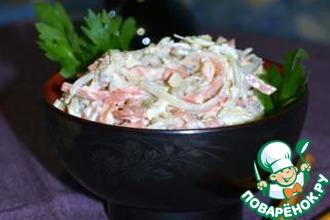 Рецепт: Китайский салат