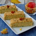 Закусочный торт Дары осени