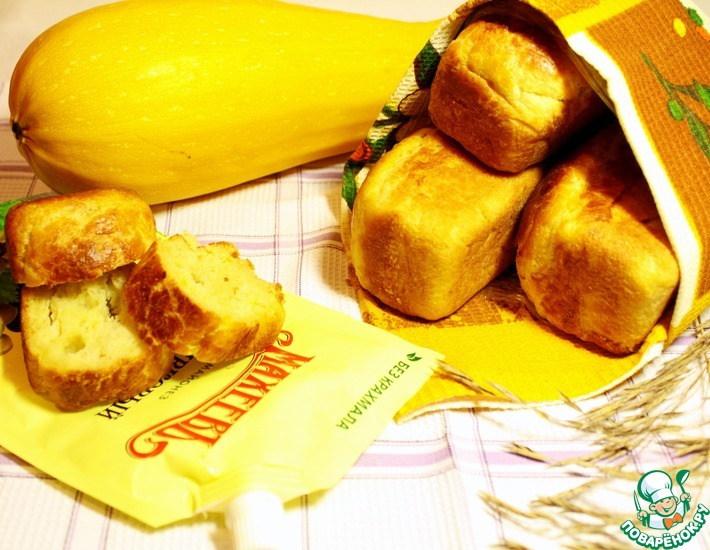 Рецепт: Хлеб Аромат осени