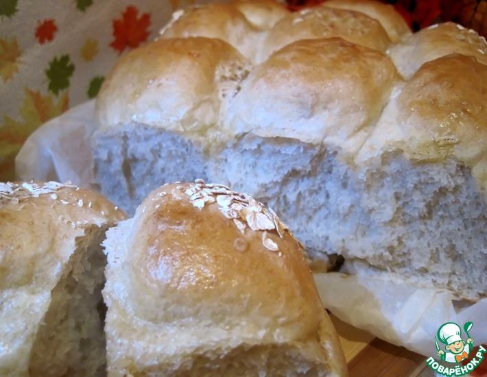 Рецепт: Овсяный хлеб с кориандром