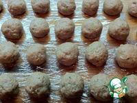 Мясные шарики в лаваше ингредиенты