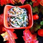 Салат Чудная осень