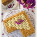 Торт медовый Кадриль