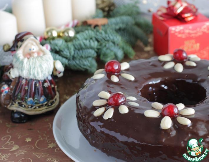 Рецепт: Рождественский кранц