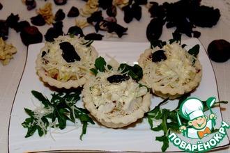 Рецепт: Салат с крабовым мясом №1