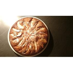 Пирог яблочный Осенняя тоскана