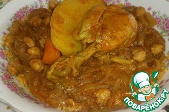 Рецепт: Кус-кус по-ливийски