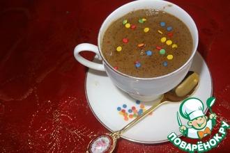 Рецепт: Кофейный крем для любимых