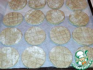 Лепёшки из ржаной и пшеничной муки – кулинарный рецепт