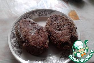 Рецепт: Котлетки из говяжьего сердца