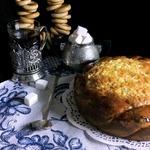 Пирог Из России с любовью