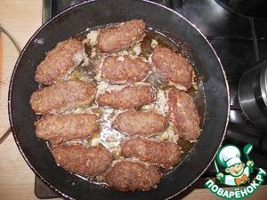 Колбаски по-могилёвски – кулинарный рецепт