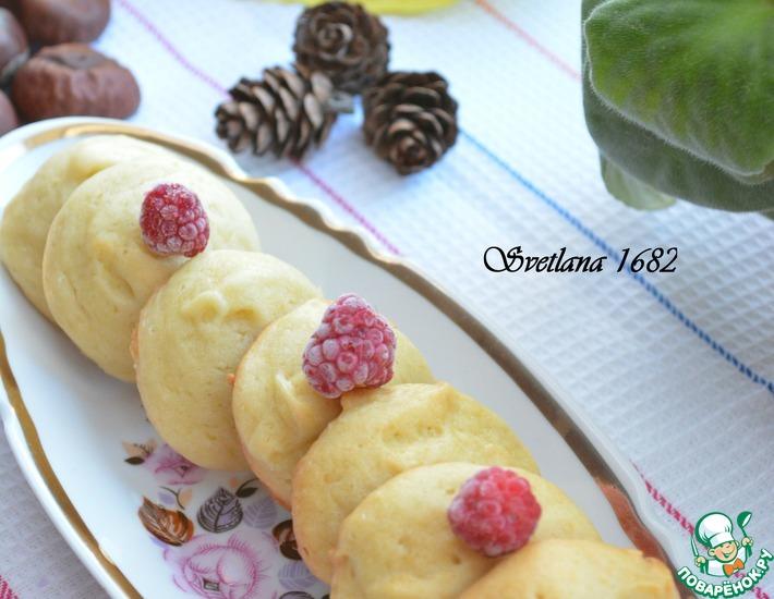 Рецепт: Печенье Моментальное