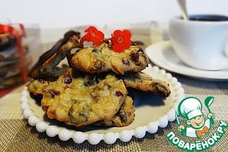 Рецепт: Флорентийское печенье