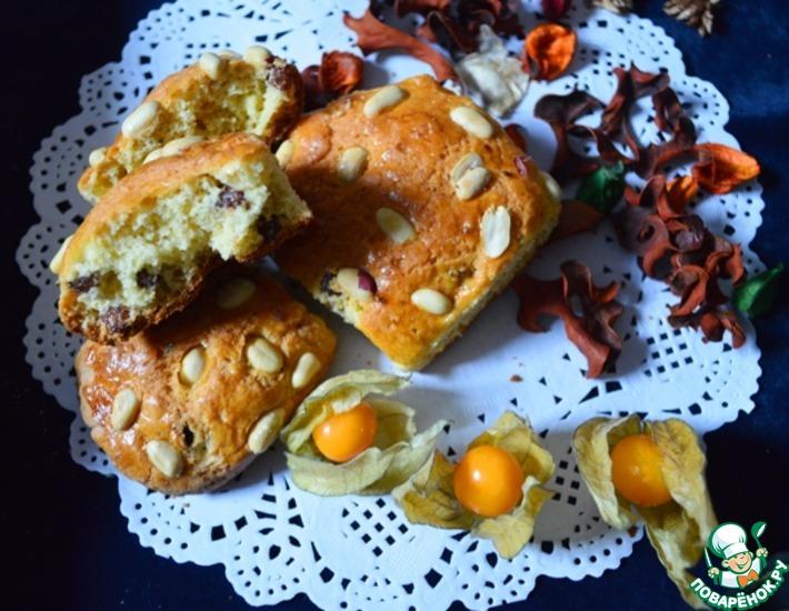 "Печенье ""Хлеб рыбака"" – кулинарный рецепт"