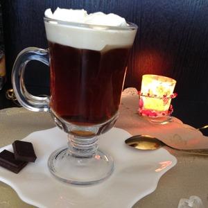 Фото: Ирландский кофе