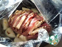 Свинина Свинюша моя ненаглядная ингредиенты